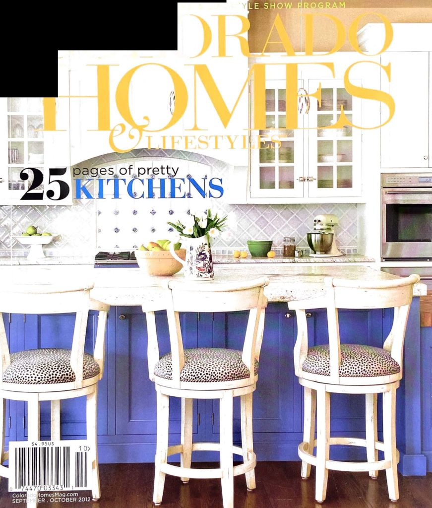 Colorado Homes and Lifestyles - It's only Natural