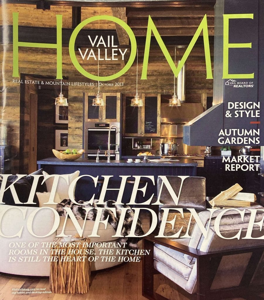 Vail Valley Home - Heart of the Home