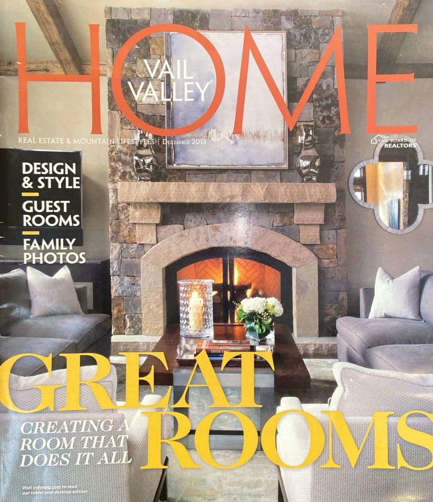 Vail Valley Homes Magazin - Making Good Great