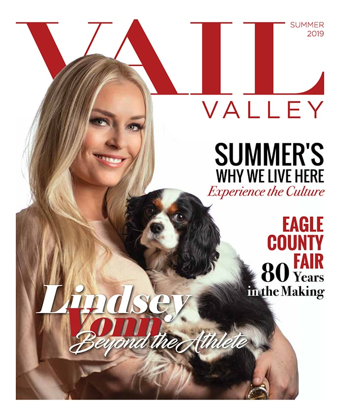 Vail Valley Magazine - Maximizing Small Spaces