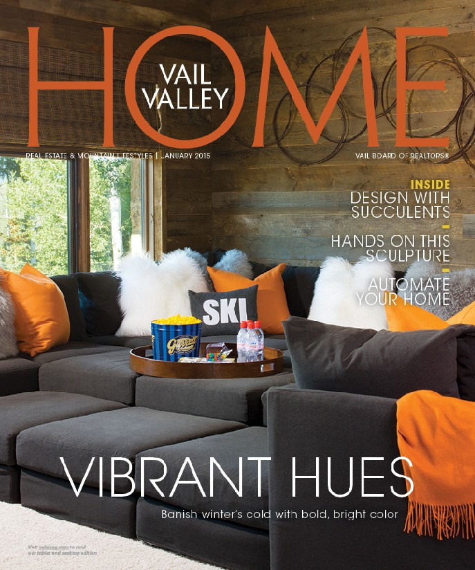 Vail Valley Home - Making A Home More Stylish and Youthful